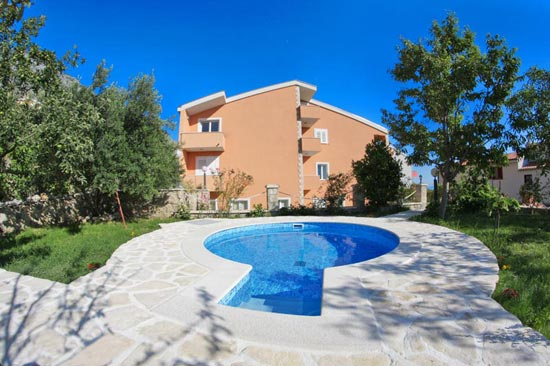 Chorwacja apartamenty wakacje 42 000