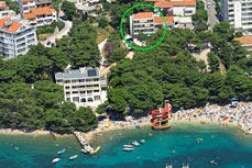 Croatia beach holidays - Makarska apartments