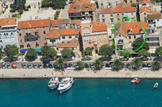 Makarska apartment for rent by the Sea - Apartment Marineta