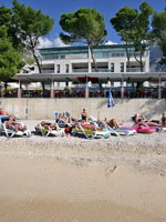 Rooms and Apartments close to the beach Makarska, Pansion Plaza