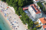 Rooms and Apartments close to the beach Makarska