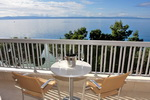 Beachfront accommodation Makarska, Rooms and Apartments Plaža