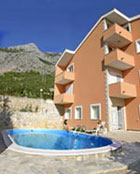 croatia makarska apartments villa art